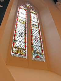 Rev Benn Window