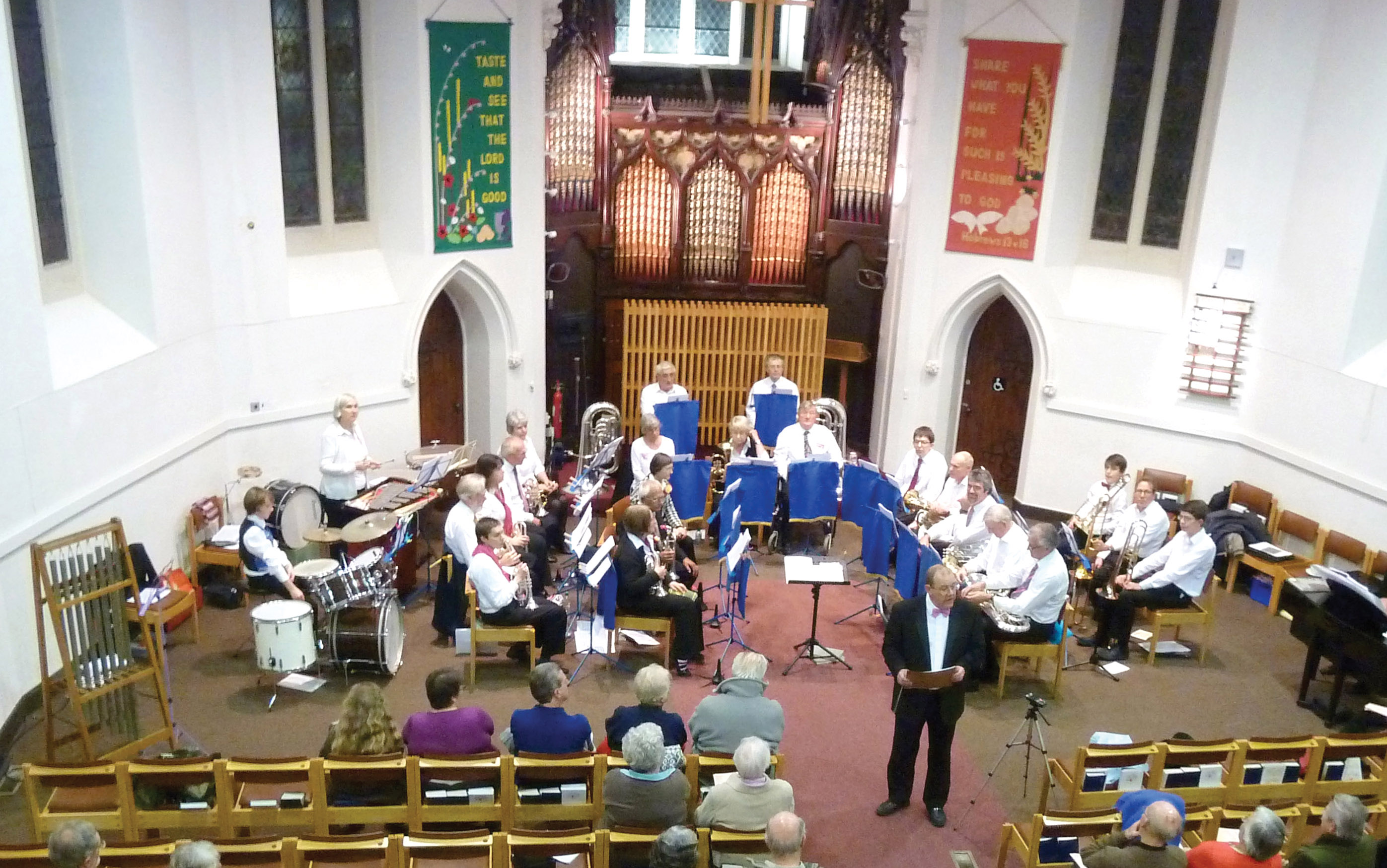 Brass Ensemble 2012
